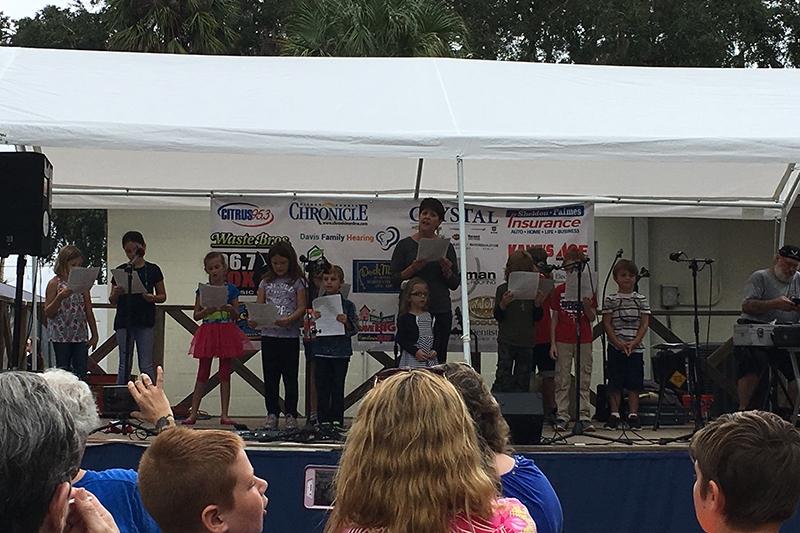 Homosassa Elementary Chorus