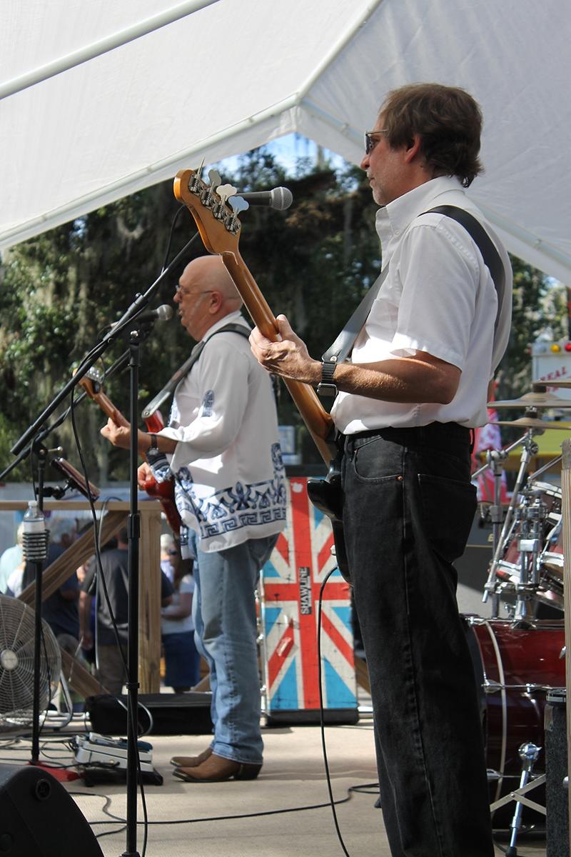 Shawline Band