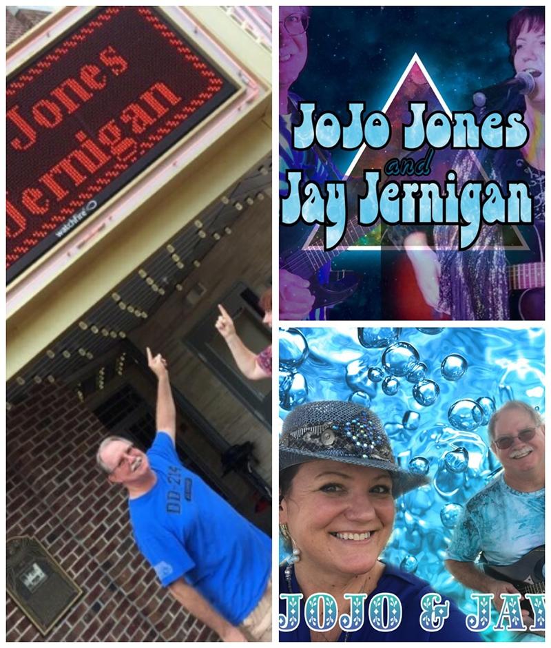 Jo Jo Jones and Jay Jernigan